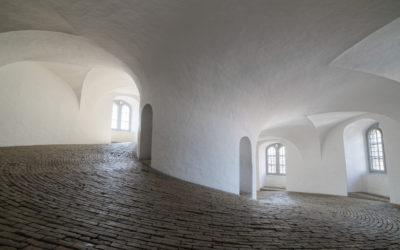 The Round Tower Kobenhavn Denmark